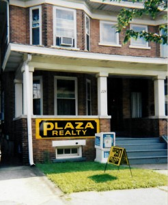 Plaza Realty is located in beautiful downtown Bethlehem